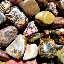 Load image into Gallery viewer, Rhodonite (tumbled)