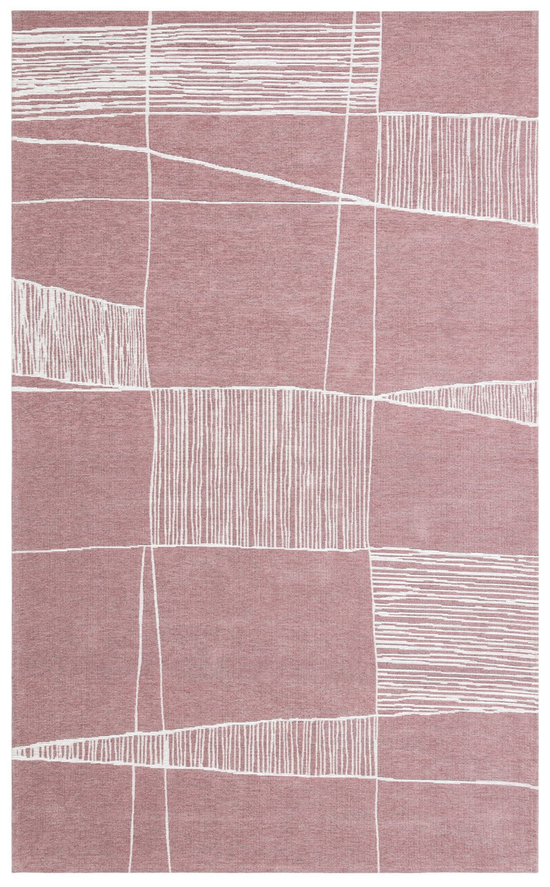 Covor Maze Home PALMA, Rose White - Adorehome.ro - Covoare - Maze - PM 03 ROSE WHITE _ 80*150