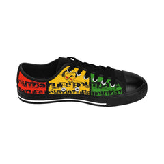 Bout Dat Life Rasta Gear Club Red Rasta Signature Women's Sneakers