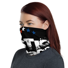 NO JUSTICE NO PEACE  Neck Gaiter for Her