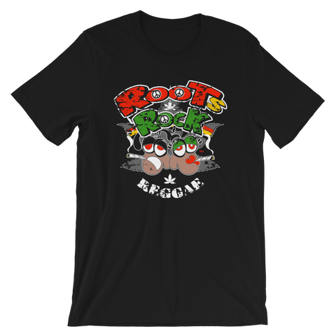 Roots, Rock & Reggae Reggae Crew-Neck T-Shirt