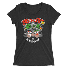 Roots, Rock & Reggae Reggae T-Shirt For Her
