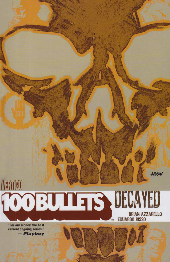 100 Bullets Vol. 10: Decayed Paperback