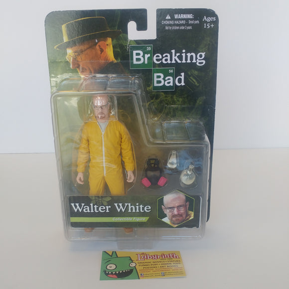 Breaking Bad - Walter White Hazmat Suit Figure