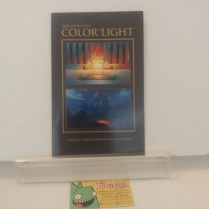 Color and Light Nathan Fowkes SIGNED Instructional book