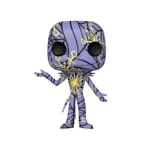 POP DISNEY NBX JACK ARTIST SERIES VINYL FIGURE