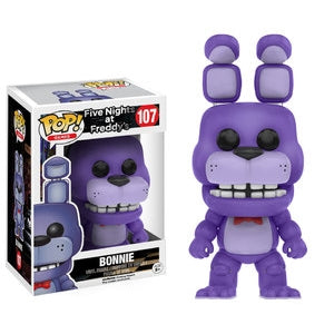 POP FIVE NIGHTS AT FREDDY'S BONNIE VINYL FIGURE