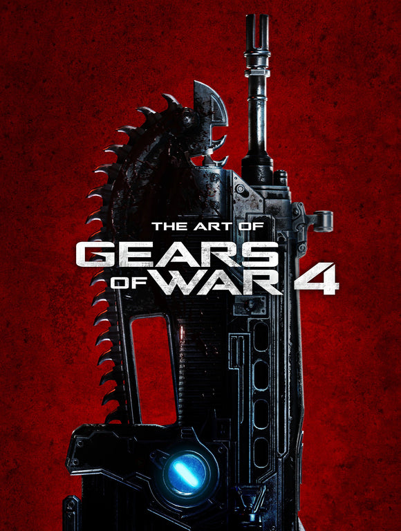 ART OF GEARS OF WAR 4 HC