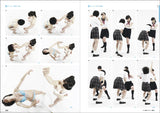 Real Action Pose Collection 1: Girl Fighing Pose Photo Book