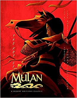 Art of Disney's Mulan Hardcover