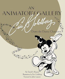 An Animator's Gallery: Eric Goldberg Draws the Disney Characters