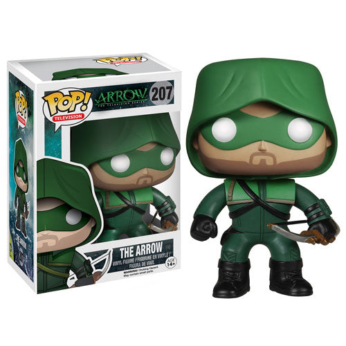 POP TELEVISION ARROW THE TELEVISION SERIES THE ARROW VINYL FIGURE