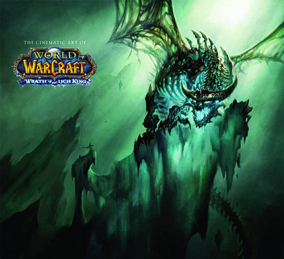 CINEMATIC ART OF WORLD OF WARCRAFT WRATH OF LICH KING