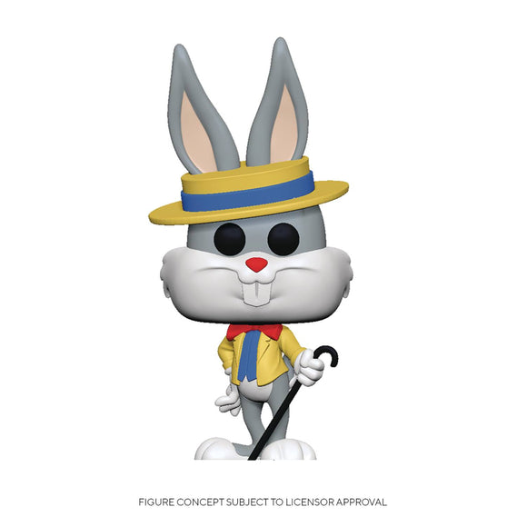 POP ANIMATION BUGS BUNNY 80TH BUGS IN SHOW OUTFIT VINYL FIGURE