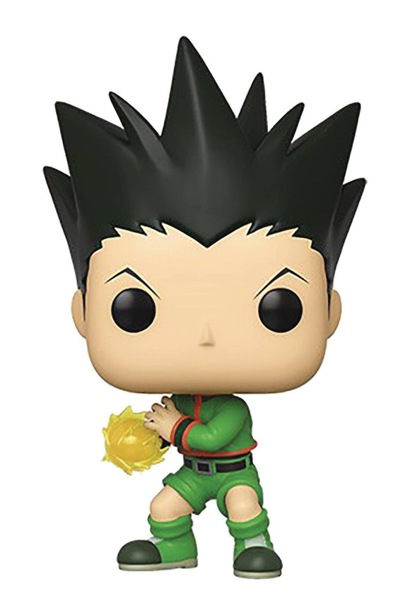 POP ANIME HUNTER X HUNTER GON FREECS VINYL FIGURE
