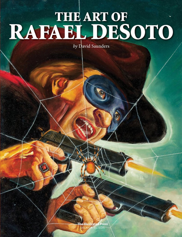 The Art of Rafael DeSoto HC