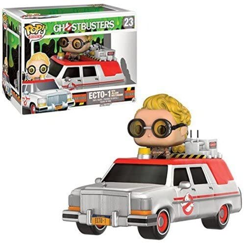 POP RIDES GHOSTBUSTERS ECTO-1 2016