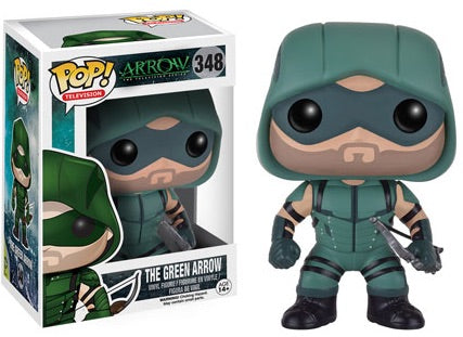 POP TELEVISION ARROW THE TELEVISION SERIES THE GREEN ARROW VINYL FIGURE