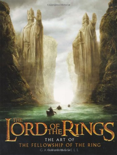 The Art of The Fellowship of the Ring (The Lord of the Rings) Hardcover