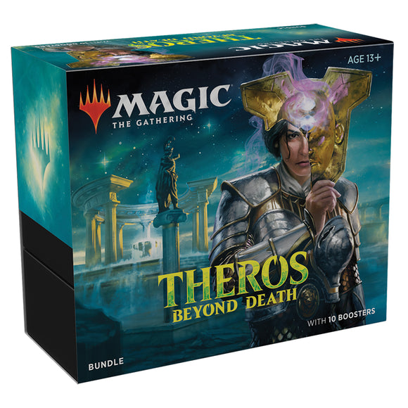 Magic the Gathering MTG Theros Beyond Death Bundle Fat Pack SEALED