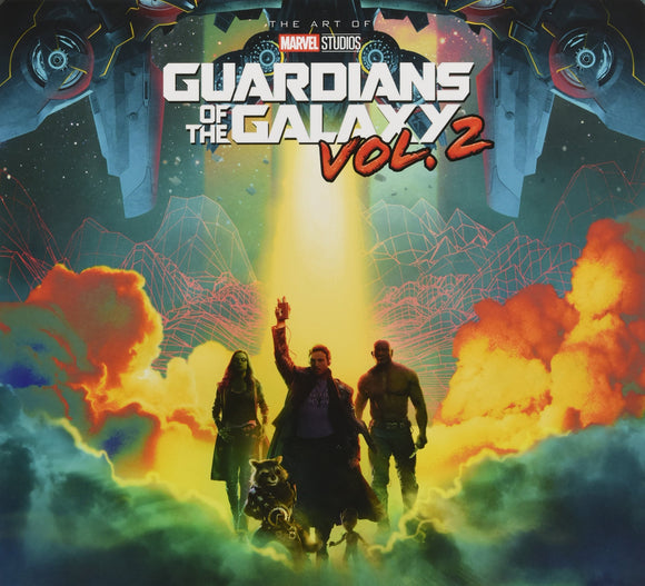 Marvel's Guardians of the Galaxy Vol. 2: The Art of the Movie Hardcover