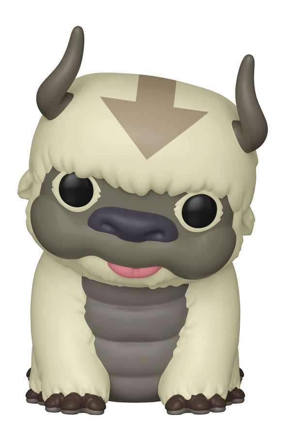 POP ANIMATION AVATAR APPA VINYL FIGURE