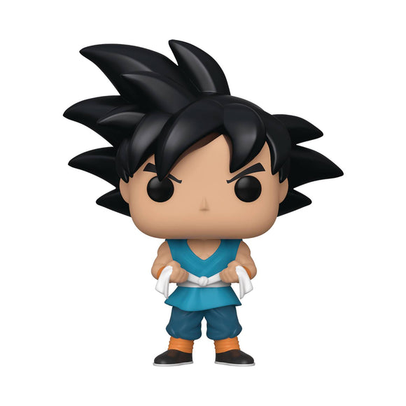POP ANIMATION DBZ GOKU BU WORLD TOURNAMENT VINYL FIGURE