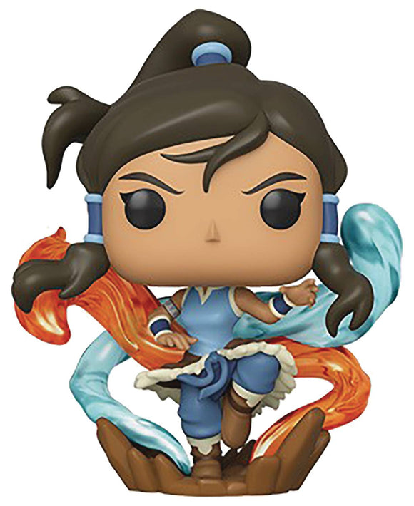 POP ANIMATION LEGEND OF KORRA KORRA VINYL FIGURE