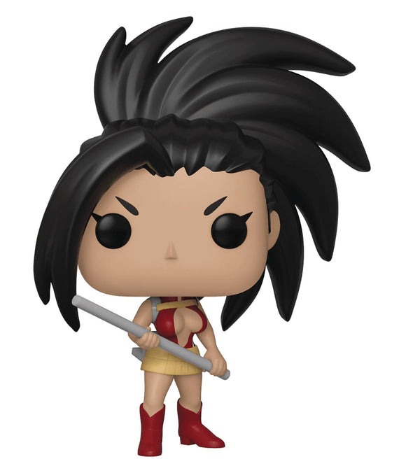 POP MY HERO ACADEMIA YAOYOROZU VINYL FIGURE