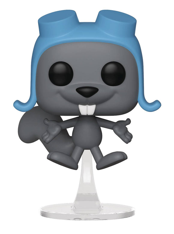 POP ANIMATION ROCKY VINYL FIGURE