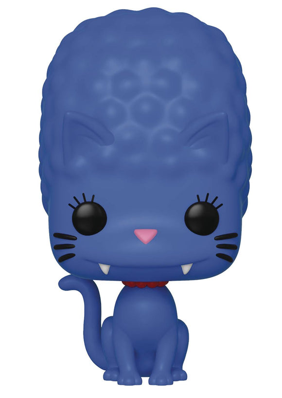 POP ANIMATION SIMPSONS MARGE AS CAT VINYL FIGURE