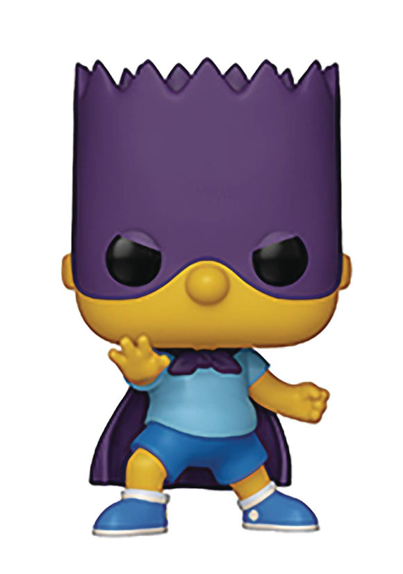 POP ANIMATION SIMPSONS S2 BART BARTMAN VINYL FIGURE