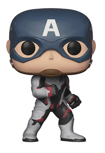POP AVENGERS ENDGAME CAPTAIN AMERICA VINYL FIGURE