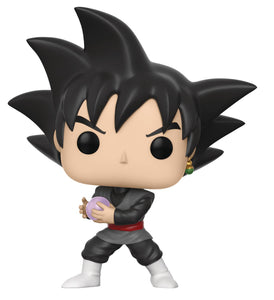 POP DRAGONBALL SUPER GOKU BLACK VINYL FIGURE
