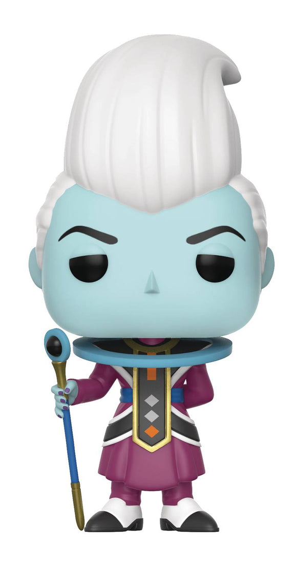 POP DRAGONBALL SUPER WHIS VINYL FIGURE