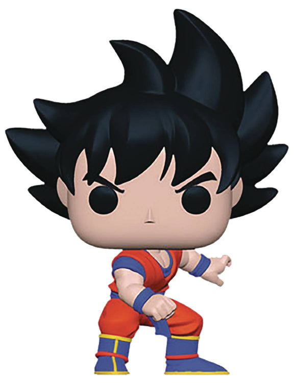 POP DRAGONBALL Z GOKU VINYL FIGURE