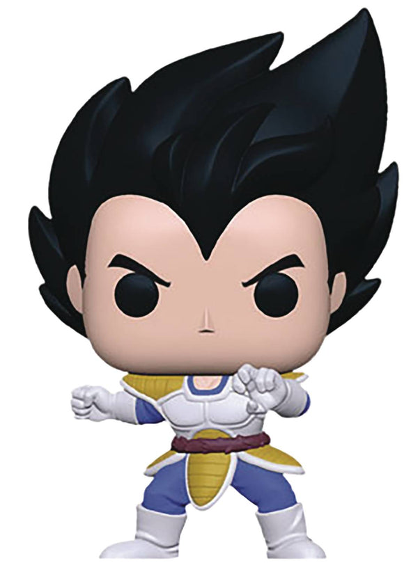 POP DRAGONBALL Z VEGETA 2 VINYL FIGURE