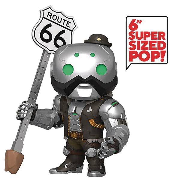 POP GAMES OVERWATCH BOB 6IN VINYL FIGURE