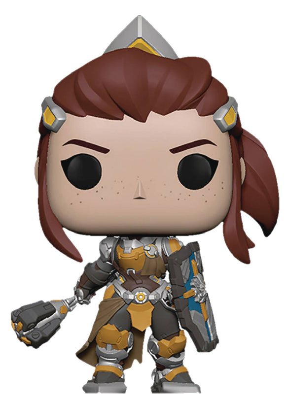 POP GAMES OVERWATCH BRIGITTE VINYL FIGURE
