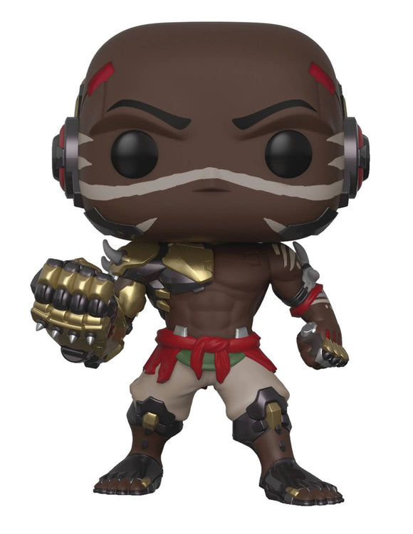 POP OVERWATCH S4 DOOMFIST VINYL FIGURE