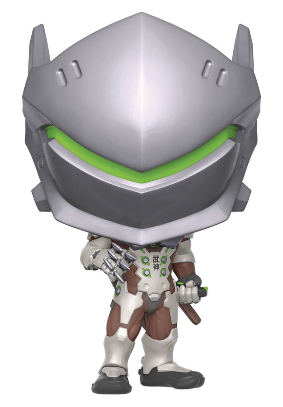 POP OVERWATCH S4 GENJI VINYL FIGURE