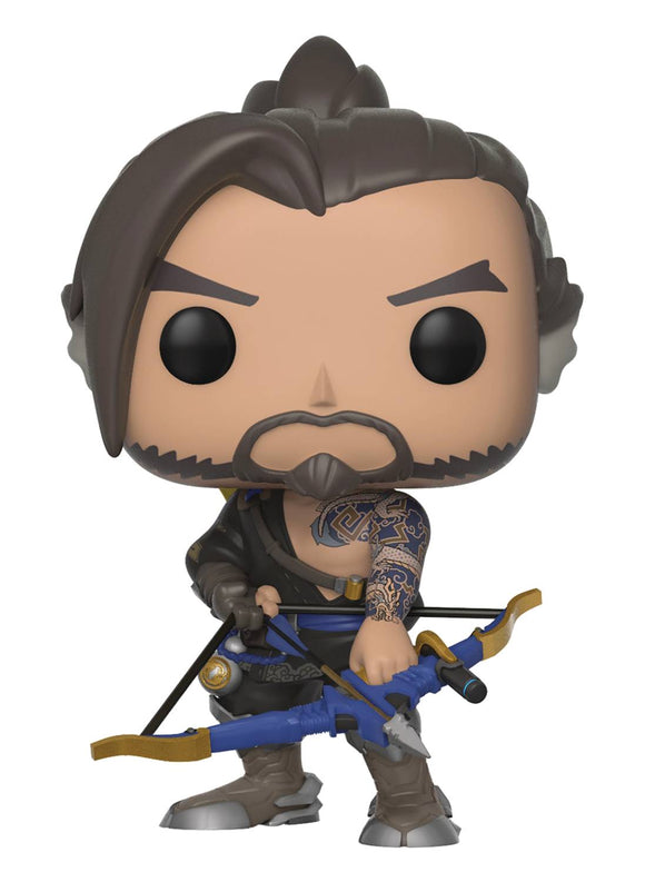 POP OVERWATCH S4 HANZO VINYL FIGURE