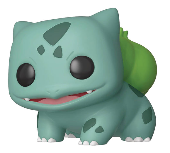 POP POKEMON BULBASAUR VINYL FIGURE