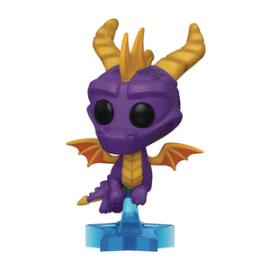 POP GAMES SPYRO VINYL FIGURE