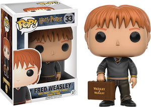POP HARRY POTTER FRED WEASLEY VINYL FIGURE