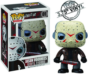 POP JASON VOORHEES VINYL FIGURE