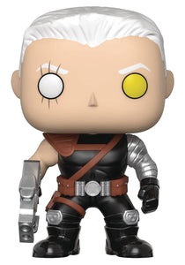 POP MARVEL DEADPOOL CABLE VINYL FIGURE