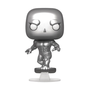 POP MARVEL FANTASTIC FOUR SILVER SURFER VIN FIGURE