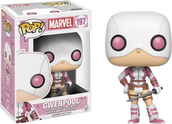 POP MARVEL GWENPOOL VINYL FIGURE