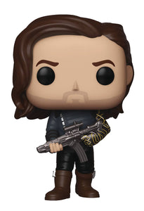 POP MARVEL INFINITY WAR S2 - BUCKY VINYL FIGURE